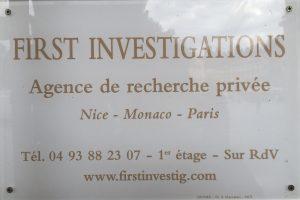 détective privé nice
